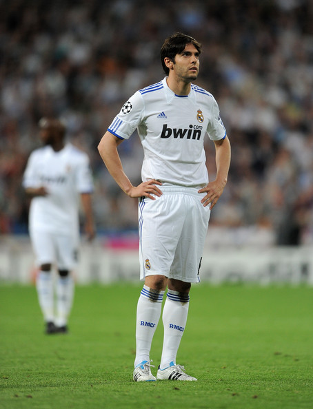 Ricardo Kaka - Real Madrid FC Wallpaper