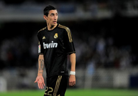 Angel Di Maria Football Players Wallpapers 2013