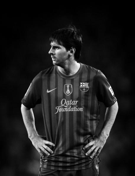 Lionel Messi Barcelona Wallpaper 2012