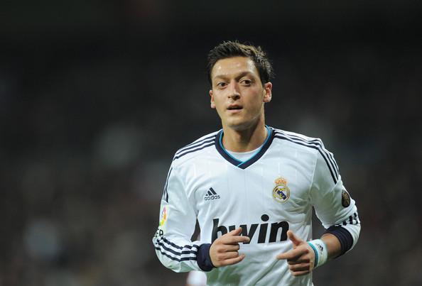 Mesut Ozil Real Madrid Wallpapers 2013